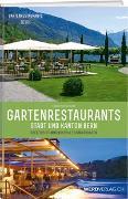 Cover-Bild zu Gartenrestaurants Stadt und Kanton Bern von Schweitzer, Claus