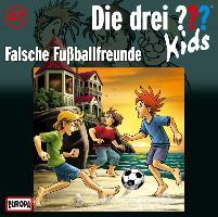 Cover-Bild zu Falsche Fussball-Freunde
