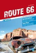 Cover-Bild zu Route 66 - Neue Wege auf altem Asphalt von Wiegand, Jens