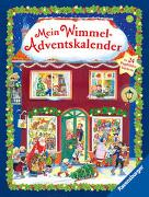 Cover-Bild zu Mein Wimmel-Adventskalender