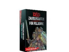 Cover-Bild zu Dungeons & Dragons - Zauberkarten für Paladine von Mearls, Mike
