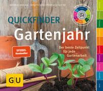 Cover-Bild zu Quickfinder Gartenjahr von Barlage, Andreas