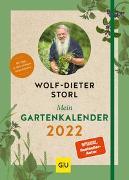 Cover-Bild zu Mein Gartenkalender 2022 von Storl, Wolf-Dieter