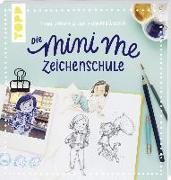 Cover-Bild zu Frau Annika und ihr Papierfräulein: Die Mini-me Zeichenschule von Frau Annika