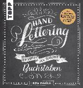 Cover-Bild zu Handlettering. Die Kunst der schönen Buchstaben (eBook) von Annika, Frau