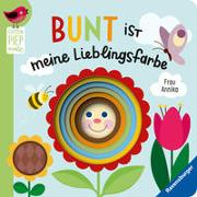 Cover-Bild zu Bunt ist meine Lieblingsfarbe von Frau Annika, Frau Annika (Illustr.)