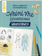 Cover-Bild zu Die Mini me Zeichenschule Übungsbuch von Frau Annika