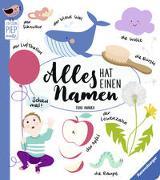 Cover-Bild zu Alles hat einen Namen von Frau Annika, Frau Annika (Illustr.)