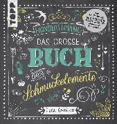 Cover-Bild zu Handlettering. Das große Buch der Schmuckelemente (eBook) von Annika, Frau