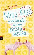 Cover-Bild zu Miss Kiss und die Sache mit dem Küssenmüssen (eBook) von Hierteis, Eva