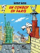 Cover-Bild zu Un cowboy en París (eBook) von Jul