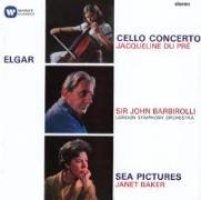 Cover-Bild zu Cellokonzert/Sea Pictures von Du Pre, Jacqueline