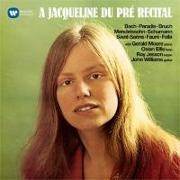 Cover-Bild zu A Jacqueline du Pre Recital von Du Pre, Jacqueline