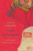 Cover-Bild zu Vom Aufstehen von Schubert, Helga