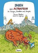 Cover-Bild zu Sagen aus Altbayern von Rebscher, Susanne