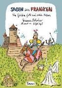 Cover-Bild zu Sagen aus Franken von Rebscher, Susanne