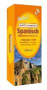 Cover-Bild zu Karteikartenbox Basiswortschatz Spanisch Niveau A1