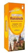 Cover-Bild zu Karteikartenbox Basiswortschatz Russisch Niveau A1