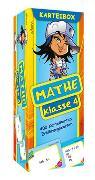 Cover-Bild zu Mathe Klasse 4 Karteibox