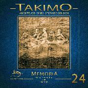 Cover-Bild zu Takimo - 24 - Memoria (Audio Download) von Liendl, Peter