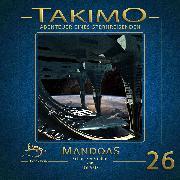 Cover-Bild zu Takimo - 26 - Mandoas (Audio Download) von Liendl, Peter