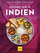 Cover-Bild zu Kochen wie in Indien von Roychoudhury, Indrani