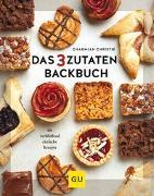 Cover-Bild zu Das 3-Zutaten-Backbuch von Christie, Charmian