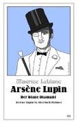 Cover-Bild zu Arsène Lupin - Der blaue Diamant von Leblanc, Maurice