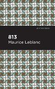 Cover-Bild zu 813 (eBook) von Leblanc, Maurice