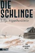 Cover-Bild zu Die Schlinge von Sigurðardóttir, Lilja