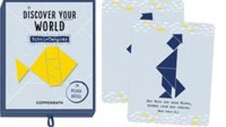Cover-Bild zu Schachtelspiel - Discover your world von Sander, Gesa (Illustr.)