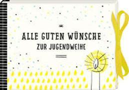 Cover-Bild zu Wunscherfüller-Geschenkbuch - Alle guten Wünsche zur Jugendweihe von Sander, Gesa (Illustr.)