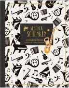 Cover-Bild zu Geschenkpapier-Buch - Schöner schenken (All about music) von Sander, Gesa (Illustr.)