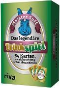 Cover-Bild zu Das legendäre Trinkspiel von Suff, Meister