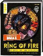 Cover-Bild zu Ring of Fire. Rezepte für den Grillring. Fleisch, Burger & Vegetarisches - Empfohlen von DMAX von Vinke, Jannik