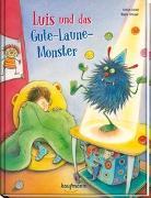 Cover-Bild zu Luis und das Gute-Laune-Monster von Lückel, Kristin