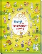 Cover-Bild zu Hoppel in der Osterhasenschule von Lückel, Kristin