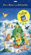 Cover-Bild zu Rica und Bruno feiern Weihnachten von Lückel, Kristin