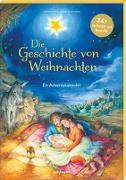 Cover-Bild zu Die Geschichte von Weihnachten von Lückel, Kristin
