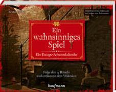 Cover-Bild zu Ein wahnsinniges Spiel - Ein Escape-Adventskalender von Lückel, Kristin