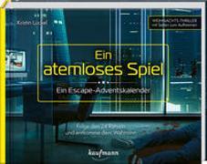 Cover-Bild zu Ein atemloses Spiel - Ein Escape-Adventskalender von Lückel, Kristin