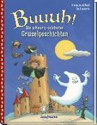 Cover-Bild zu Buuuh! von Lückel, Kristin (Hrsg.)