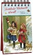 Cover-Bild zu Fröhliche Weihnacht überall von Lückel, Kristin (Hrsg.)