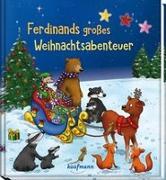 Cover-Bild zu Ferdinands großes Weihnachtsabenteuer von Lückel, Kristin