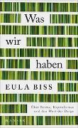 Cover-Bild zu Was wir haben von Biss, Eula