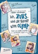 Cover-Bild zu Ich, Zeus, und die Bande vom Olymp , Götter und Helden erzählen griechische Sagen (eBook) von Schwieger, Frank