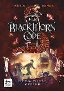 Cover-Bild zu Der Blackthorn-Code - Die schwarze Gefahr (eBook) von Sands, Kevin