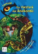 Cover-Bild zu Das Versteck der Anakonda (eBook) von Lilienthal, Ralf