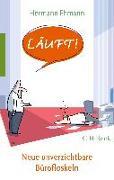 Cover-Bild zu Läuft! von Ehmann, Hermann