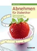 Cover-Bild zu Abnehmen für Diabetiker von Carlsson, Sonja